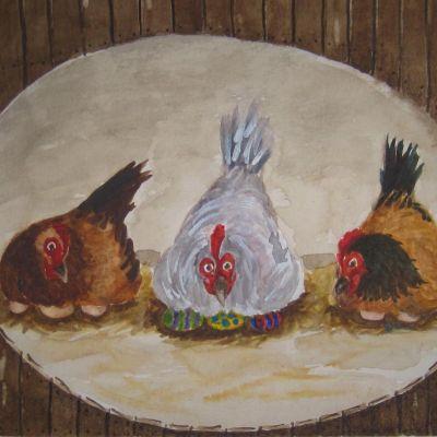Easter Competition - Elizabeth Webster