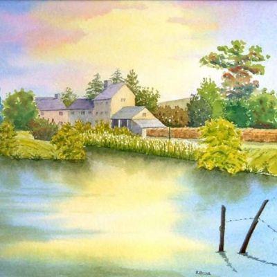 Hazelbury Mill - Ron Brine