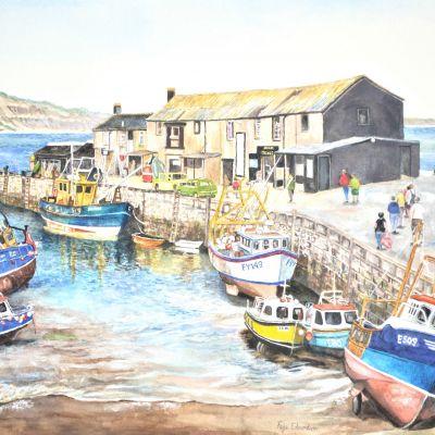 Lyme Regis - Faye Edmondson