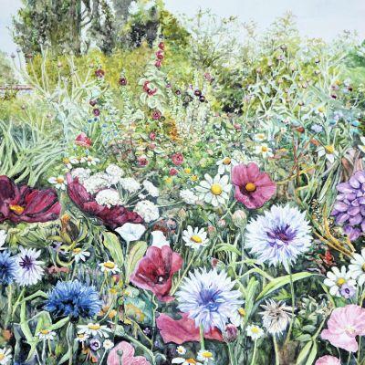 Flower Garden - Faye Edmondson