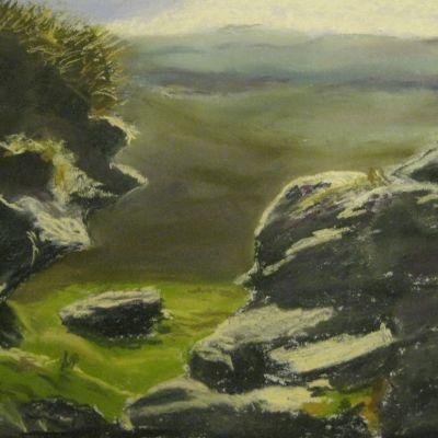 Exmoor View - Elizabeth Webster