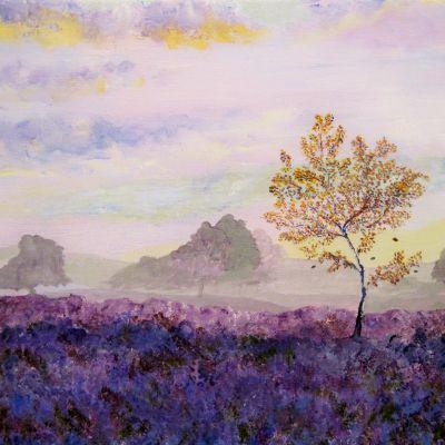 Autumn Heather - Carol Steele