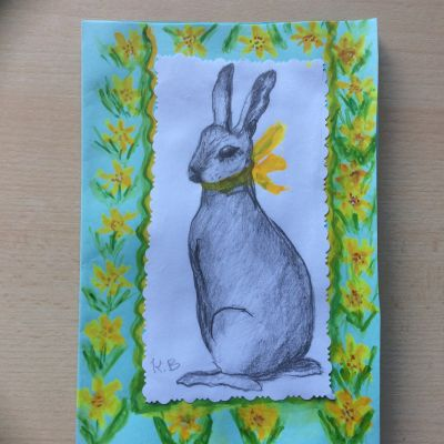 Easter Competition - Kate Bailey