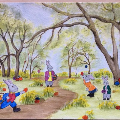 Easter Competition - Jean Linford