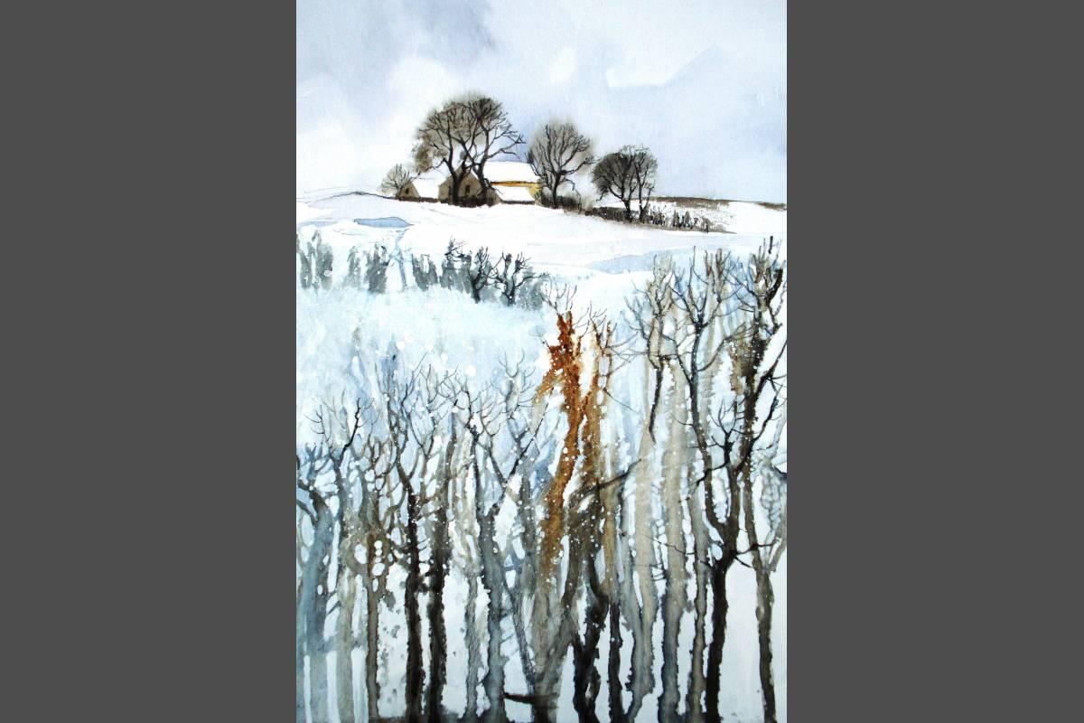 A Winters Blanket - Nicky Clarke