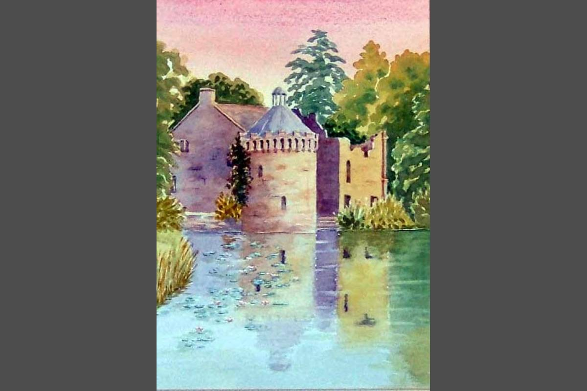Scotney Castle - Ron Brine