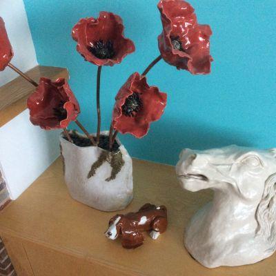 Sculptures -  Yvonne Shayler