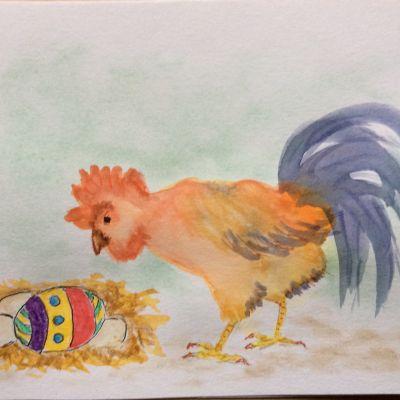 Easter Competition - Dora Carrington