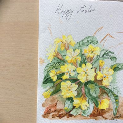 Easter Competition - Yvonne Shayler