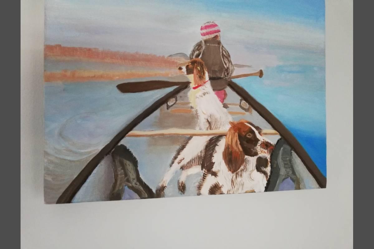 Doggie Heaven - Margaret Owers