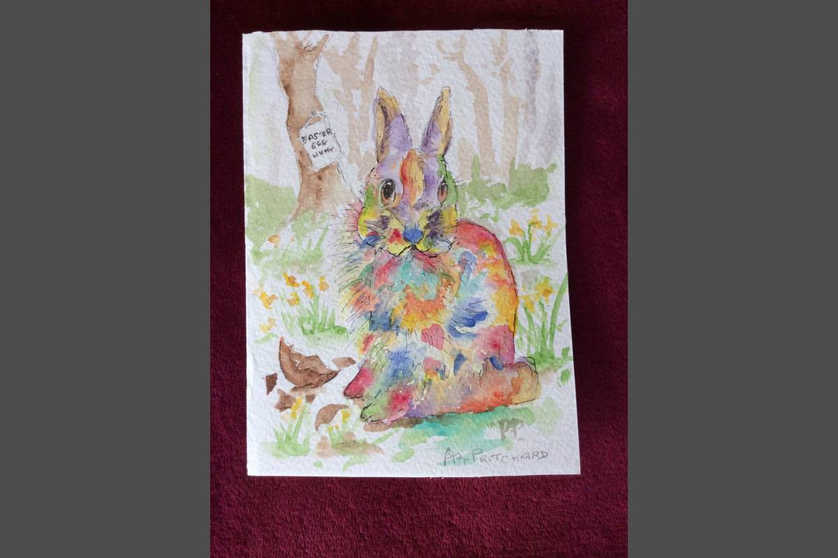 Easter Competition - Patricia Pritchard