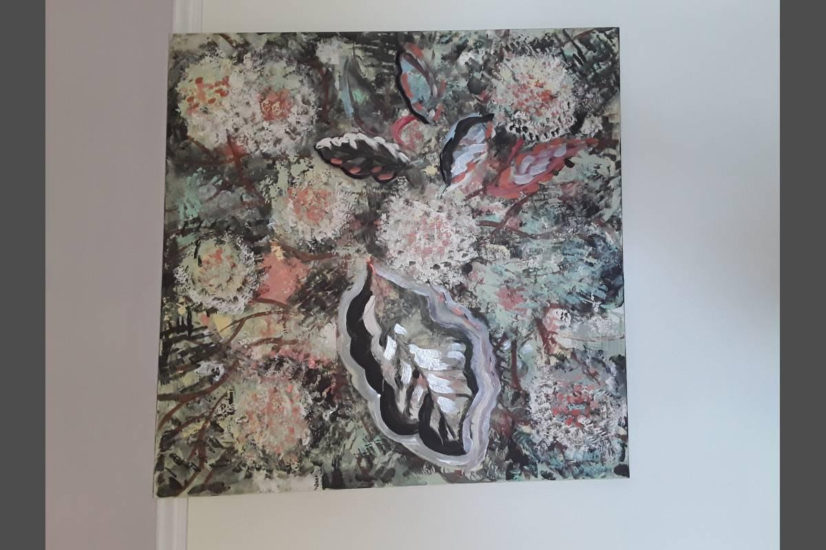 A Birds Eye View - Louise Green