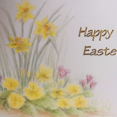 Easter Competition - Sue Newman