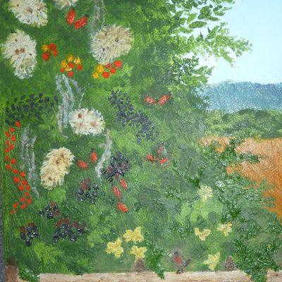 Hedgerow - Christine Smith
