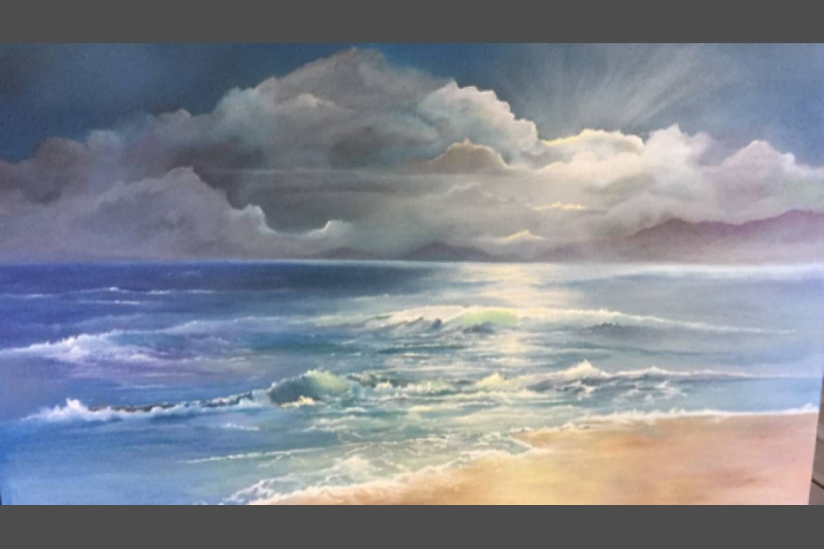 Seascape - Sue Matthews