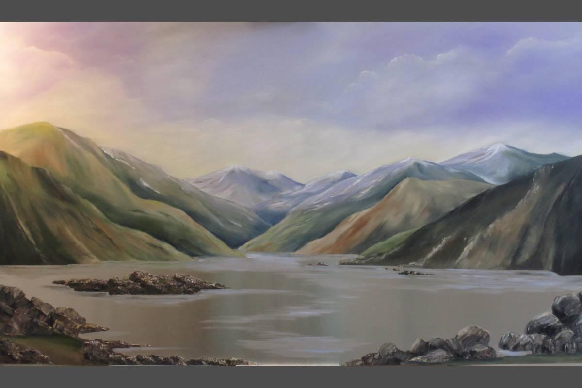 Lake View - Jean Linford