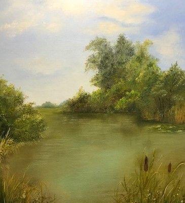 Todber Pond - Sue Mathews