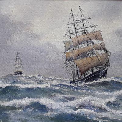 Atlantic Crossing - Don McKechnie