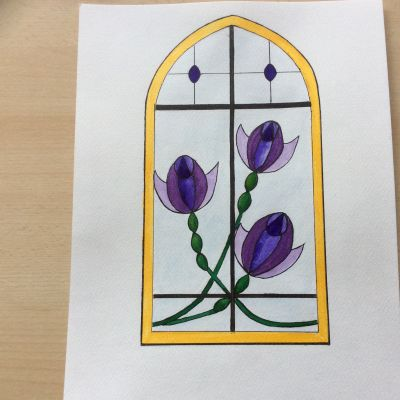 Easter Competition ... Winning Entry - Jean Linford