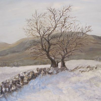January Snow - Carol Steele
