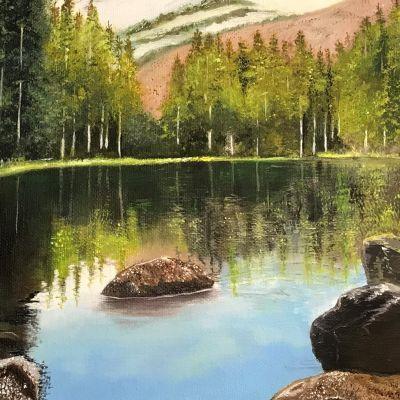 Reflections - Susan Coleridge-Mathews