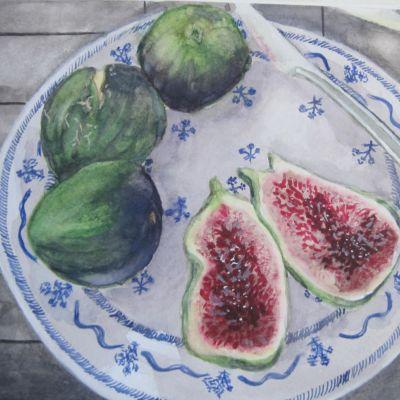 Figs - Elizabeth Webster