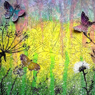 Summer Meadow - Edith Carter