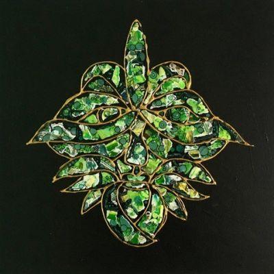 Green Man  - Miranda Pender