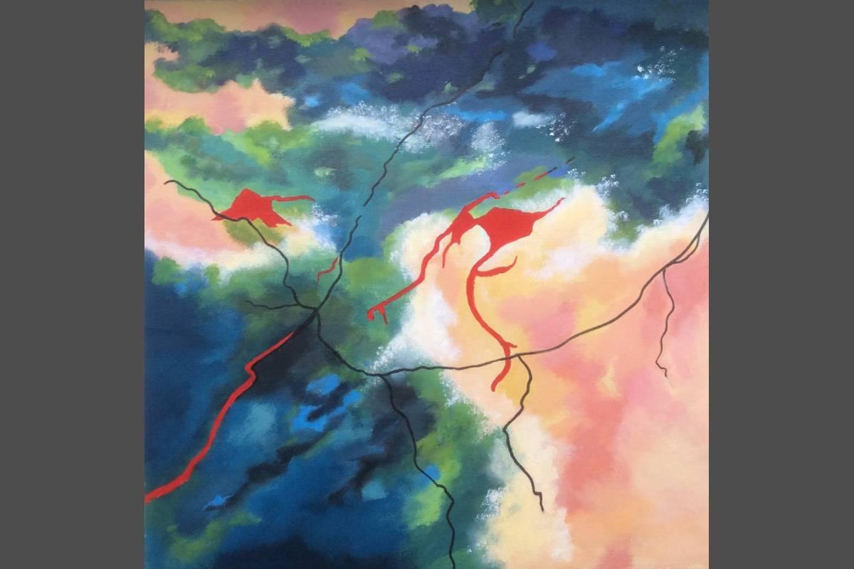 Above & Beyond - Jill Preston