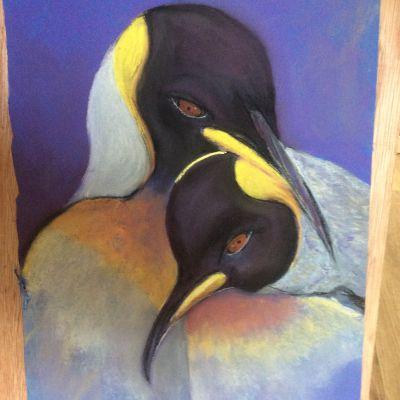 Penguins - Yvonne Shayler