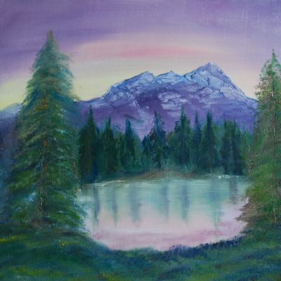 lake - Susan Ball
